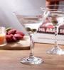 Borgonovo Calice 250 ML Martini Glasses - Set Of 6
