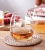 Borgonovo Stemless Ducale Glass 490 ML Glass - Set Of 6