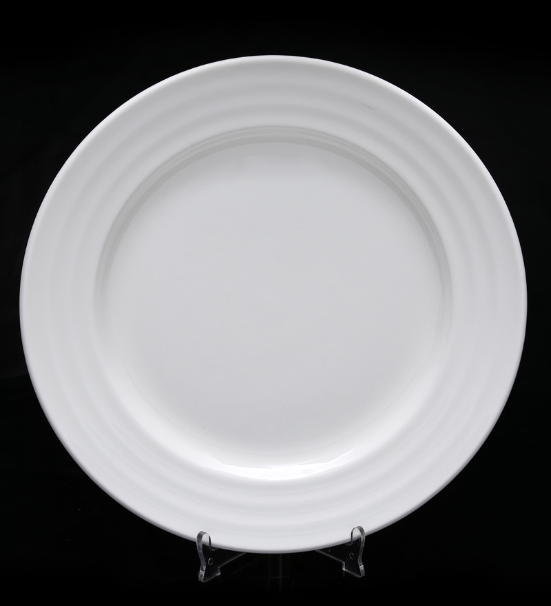 Bp Bharat Galaxy Fine Bone China Plate - Set of 6