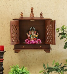 Mandir Buy Mandirs Temples Online Starts From Rs 949 Best Design Prices Pepperfry