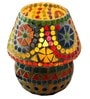 Charming Glass Table Mosaic Handcrafted Lamp by Brahmz