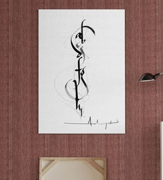 Canvas & Wood 30 X 2 X 42 Inch Symphony Framed Digital Art Print