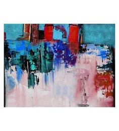 Canvas 30 X 0.2 X 20 Inch Unframed Handpainted Art Painting