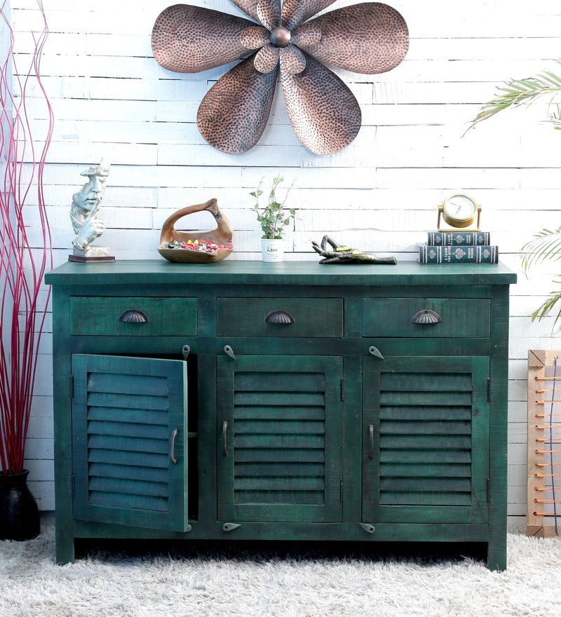 Jayne Sideboard in Distress Finish by Bohemiana