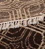 Carpet Overseas Handknotted Wool Pile Modern Design Area Rug