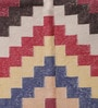 Multicolour Cotton 35 x 35 Inch Area Rug by Carpet Overseas