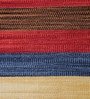 Multicolour Cotton 70 x 48 Inch Area Rug by Carpet Overseas