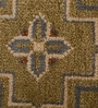 Carpet Overseas Multicolour Wool 34 x 58 Inch Kilim Design Hand Knotted Area Rug
