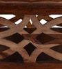 Gordon Coffee Table in Provincial Teak Finish by Woodsworth