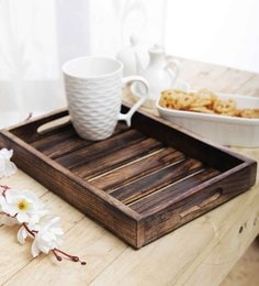 Fabulous Serving Trays Buy Serving Plastic Tray Online In India At Download Free Architecture Designs Saprecsunscenecom