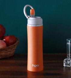 Celebrationgift H2O Cylinder Stainless Steel 750 ML Bottle - 1647515