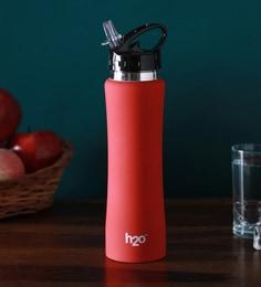 Celebrationgift H2O Cylinder Stainless Steel 750 ML Bottle - 1647512