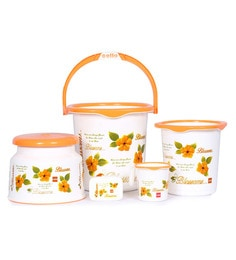 [Image: cello-blossom-plastic-orange-bucket-set-...9cmtml.jpg]