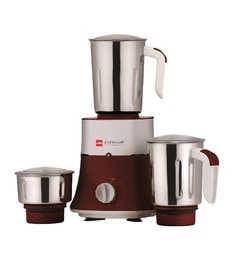 Cello Brown Grind-N-Mix 700 Mixer Grinder - 750 W
