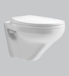 Cera Carat White Ceramic Water Closet