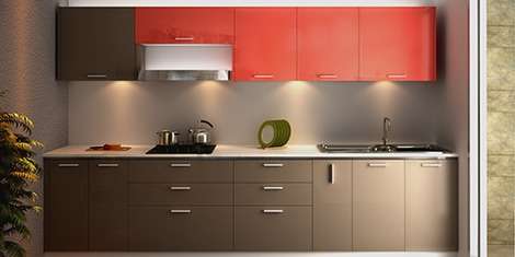 Modular Kitchen Buy Modular Kitchen Design Online In India At Best Prices Pepperfry