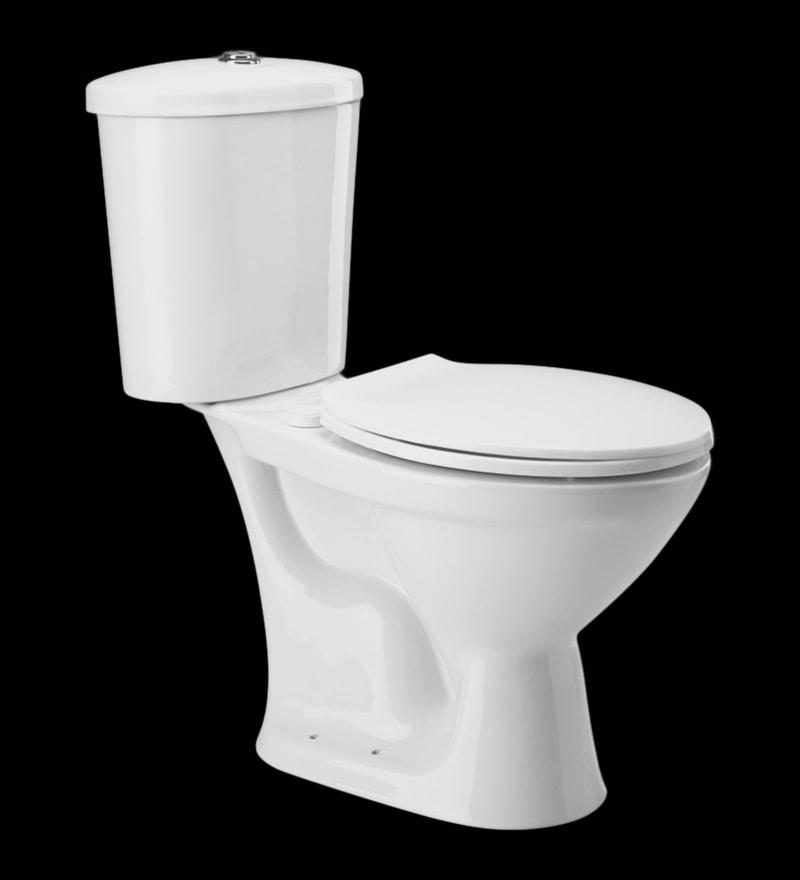 Cera Calibre Delux S Trap White Ceramic Water Closet