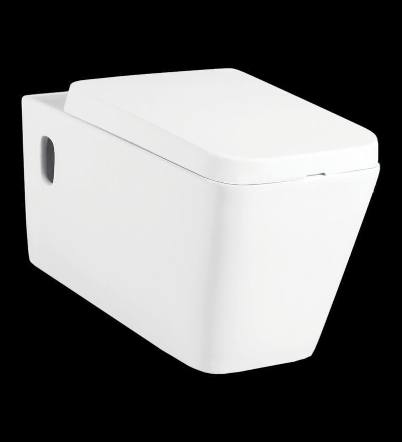Cera Chevy White Ceramic Water Closet