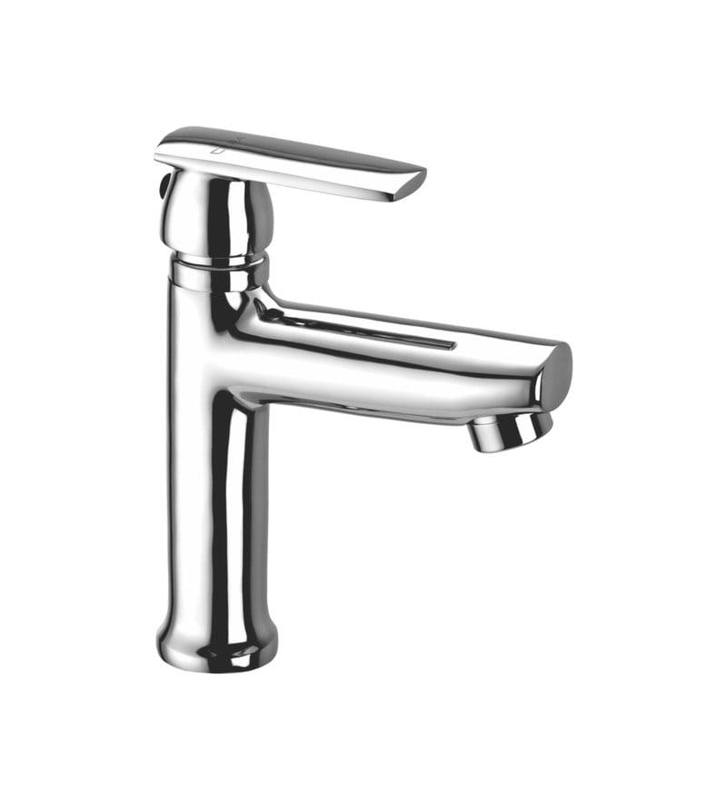 Buy Grohe Bauloop Chrome Brass Pillar Tap (Model: 32857000) Online ...