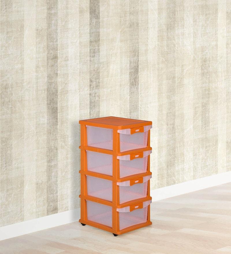 Chester Storage (4 Drawers) by Nilkamal