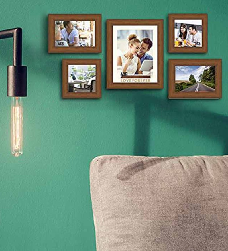 Buy Art Street 3D Photo Frame Collage Love Quote Online - Collage ...