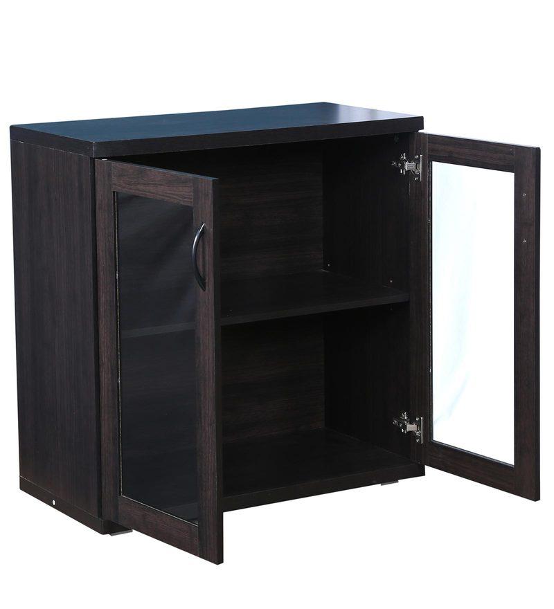 Beautiful Two Door Storage Cabinet Decor