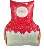 Christmas Theme Bean Chair Cover in Multicolour by Orka