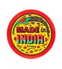 Chumbak Made In India Cylindrical 1 L Tin
