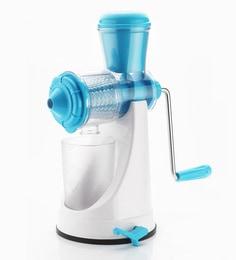 Cierie Fruit & Vegetable Manual Juicer Mixer Grinder With Steel Handle - 1648723