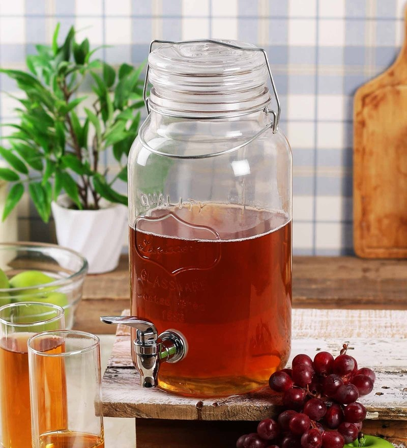 Circleware Knockout Punch Glass 3.75 L Dispenser