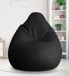 b6ed7e7bb1 Classic XL Bean Bag with Beans in Black Colour