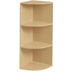 Book Shelf In Wenge Finish By Exclusive Furniture - 1329620