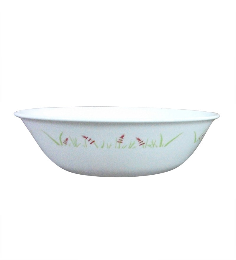Corelle India Impressions Breeze 1Ltr Serving Bowl