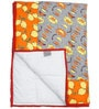 Cocobee Printed  Kids Quilt in Grey Colour