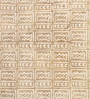Contrast Living Multicolour Wool & Cotton 96 x 66 Inch Area Rug
