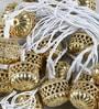 Lucknavi Gold Diwali String Light by Courtyard