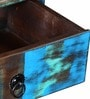 Deltron Chest of Drawers in Distress Finish by Bohemiana