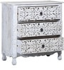 Erykah Chest of Drawers in Distress Finish by Bohemiana
