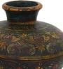 Dakshesh Vase in Multicolour by Mudramark