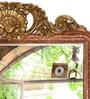 Multicolour Mango Wood Mirror by CS Exports