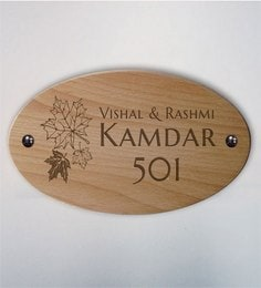 Name Plate Buy Door Name Plates Online In India At Best