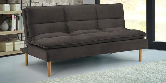 Darwin Sofa Cum Bed In Grey Colour