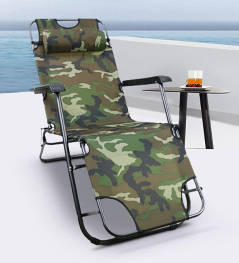 Tremendous Buy Folding Recliner Beach Lounge Garden Outdoor Portable Pabps2019 Chair Design Images Pabps2019Com