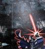 Dark Star Wars Bean Bag Cover by Orka
