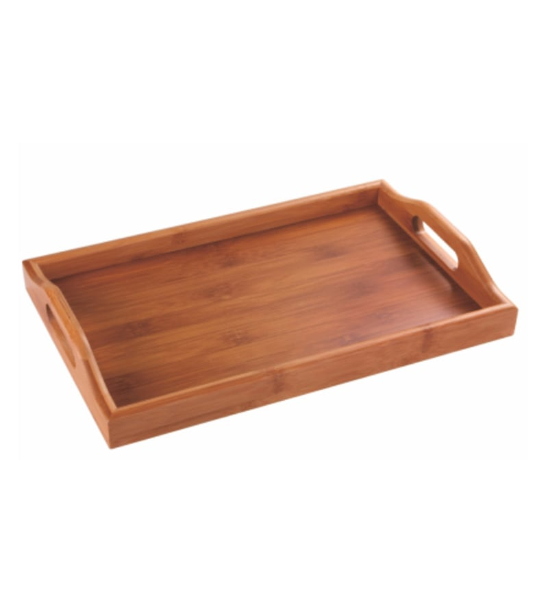 Deco Pride Wooden Serving Tray (Model: Bw-336(1)Tr-S)