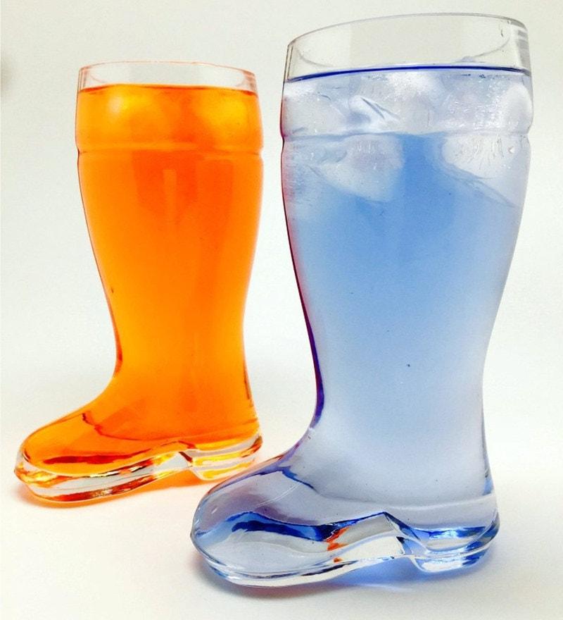 Devnow Glass Boot 700 ML Beer Glass