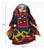 De Kulture Works Multicolour Cotton Nana Dhingli Child Showpiece
