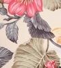 Decorika Multicolour Cotton Floral Table Runner