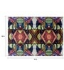 Designs View Multicolour Wool & Cotton 24 x 36 Inch Hand Made Digital Printed Abstract Dhurrie