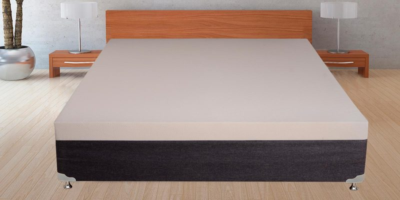 Dual Comfort Queen Size (78 x 60) 5 Inches Thick Mattress by Springtek Ortho Coir